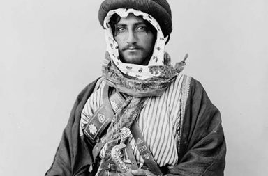 Old and spectacular photos of Bedouin nomads, 1898