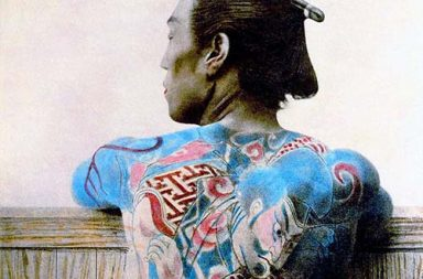 The complicated history of Japanese tattoos, 1860-189