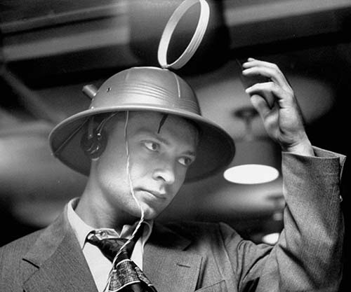 The story of the Radio Hat, 1949