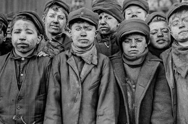 The child miners' photos of Lewis Hine that appalled America, 1908-1911