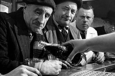 When Coca-Cola came to France, 1950