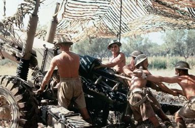 Rare color photos from the Second World War, 1941-1944