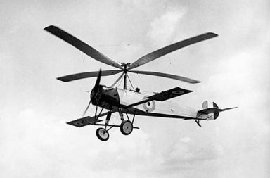 Autogyros: The story of early plane-helicopter hybrids, 1925-1940