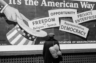 The billboards that sold the American Way, 1937-1940