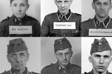 Auschwitz Guards: The faces that oversaw a genocide, 1940-1945