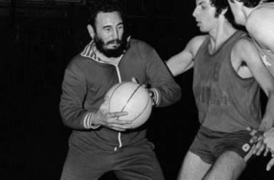 Fidel Castro and his love for basketball, 1959-1972