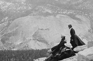 Early visitors to America's National Parks, 1870-1920