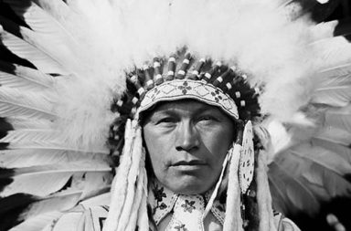 Canada's First Nations people in rare historical photos by Harry Pollard, 1910