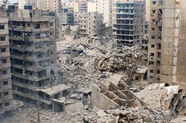 The brutal Lebanese Civil War in photographs, 1975-1989