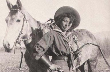 The cowgirls of the West in rare photographs, 1860-1930