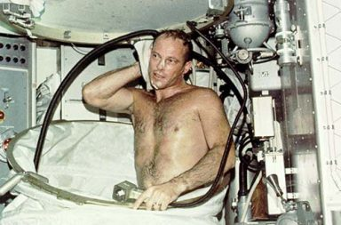 The extraordinary life aboard NASA's Skylab, 1970s