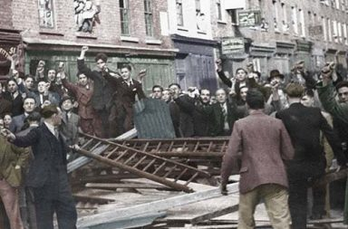 The Battle of Cable Street: When East End of London halted a fascist march, 1936