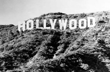 The iconic Hollywood sign in old photographs, 1924-1980