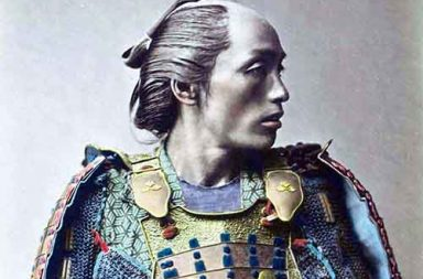 The last deadly Japanese samurai in color images, 1860-1900