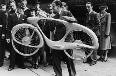 Spacelander was the Bicycle of the Future, 1946-1960