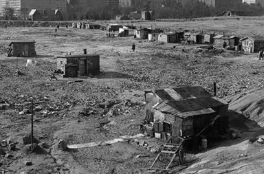 Inside the Hoovervilles of the Great Depression, 1931-1940