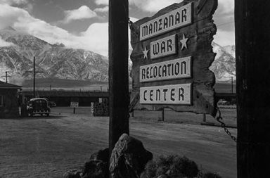 Life in the American concentration camp of Manzanar, 1943
