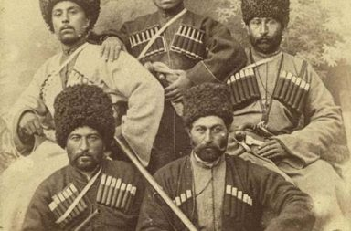 The diverse people of the Russian Empire through the lens of George Kennan, 1870-1890