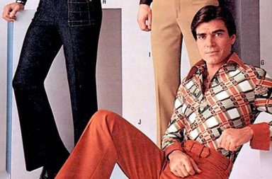Vintage photos that show why the 1970s men's fashion should never come back